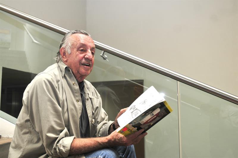 Muere Rius, el caricaturista que criticó a la política con humor. (EFE)