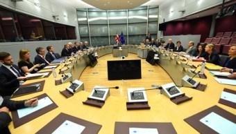 Negociación del Brexit en la Unión Europea