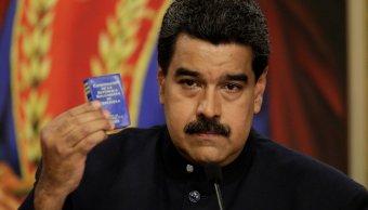 Maduro asegura que oposicion no tiene influencia politica Venezuela