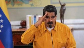 Maduro anuncia que buscara reeleccion presidencial Venezuela