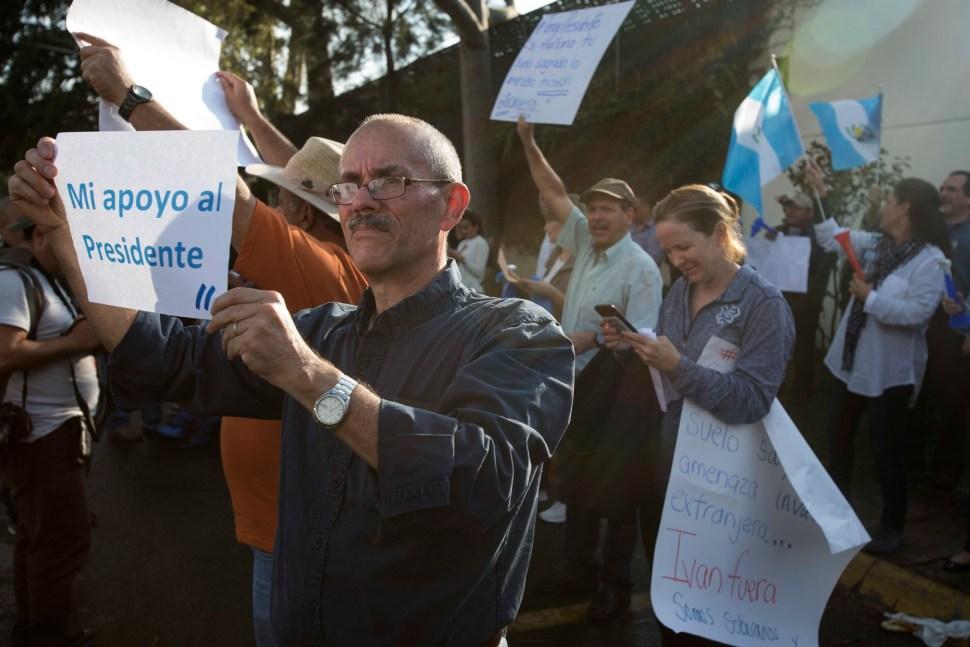 Nueva crisis y caos sacude a Guatemala