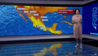 Onda tropical Continuará Zona Inestabilidad