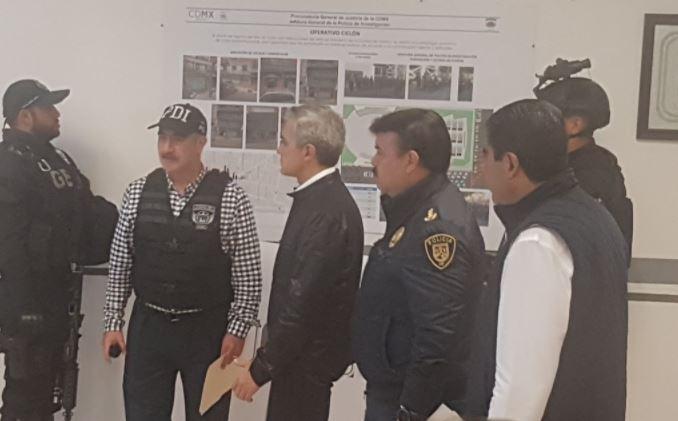 Hacen operativo en antros de Cuauhtémoc y Benito Juárez