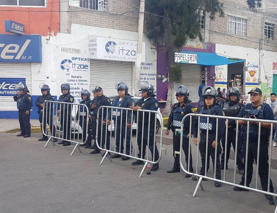 Caso Tláhuac es investigado por los gobiernos federal y capitalino: Sales Heredia