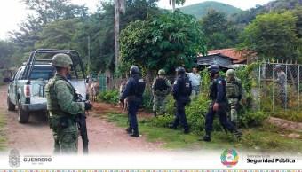 Muere policía tas ataque armado en Huitzuco