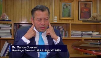 Padecimiento de migraña mexicanos Academia Neurología