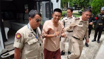 Un estudiante tailandes es condenado a 2 años de carcel