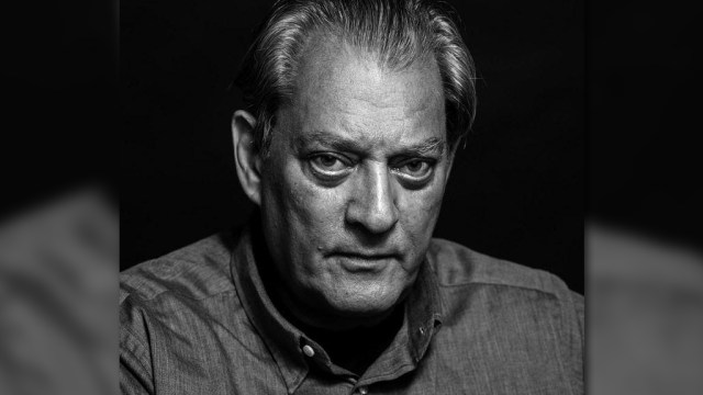 Paul Auster recibirá la Medalla Carlos Fuentes de la FIL Guadalajara