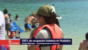 Playas Mexicanas Registran Alta Ocupacion Hotelera