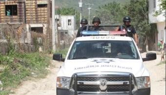 Destituyen a policías estatales de Chiapas