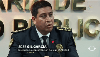 Policía refuerza seguridad en zonas comerciales de la CDMX