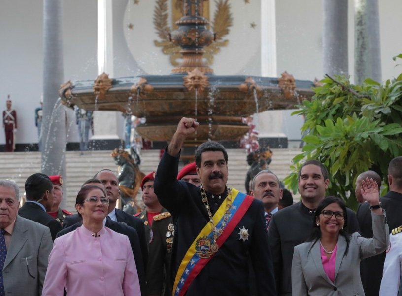 Maduro se subordina poderes Asamblea Constituyente Venezuela
