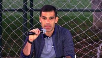 Rafael Márquez Conoce Raúl Flores Abogado