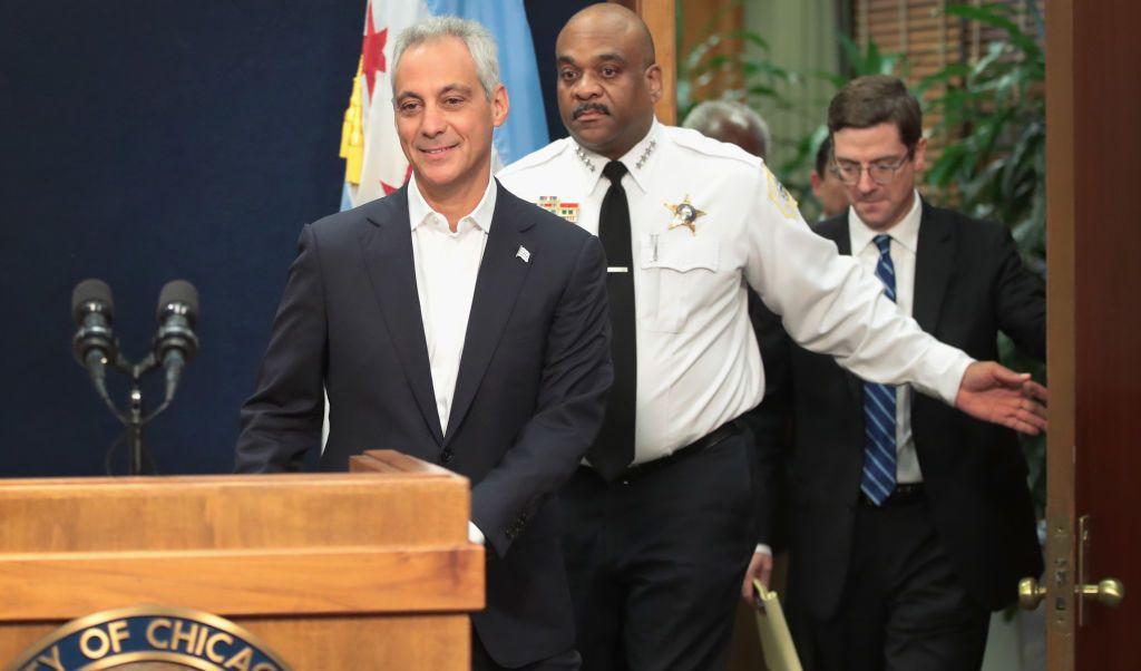 Chicago demanda Trump atacar ciudades santuario