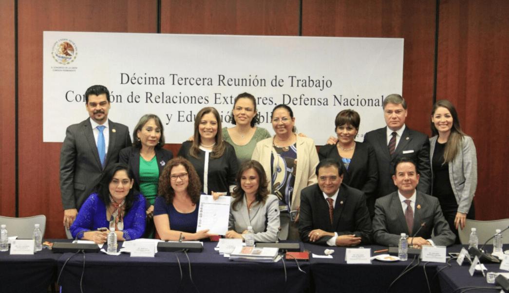 Ratifican nombramiento embajadora México en Colombia