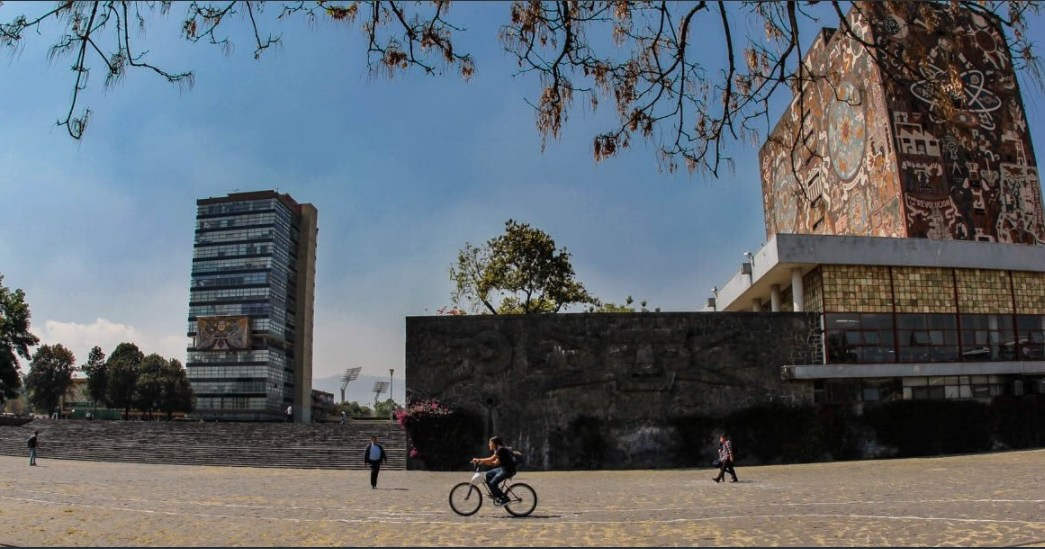 Refuerzan la vigilancia en CU de la UNAM