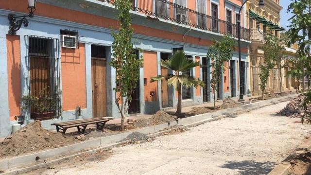 Remodelan calles de Mazatlán, para el tianguis turístico