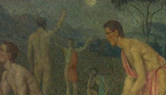 Retomando A pintor Manuel González Serrano