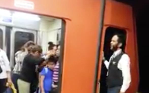 Concuctor, Metro, Moraleja, CDMX, México, STC