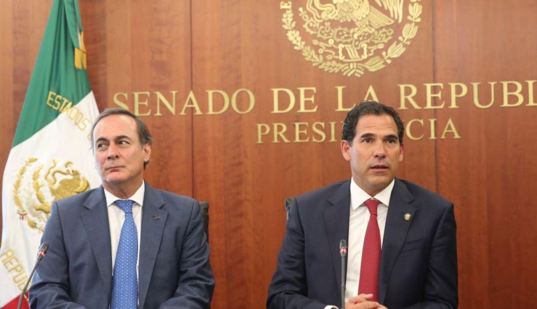 Senado y CCE en renegociación de TLCAN
