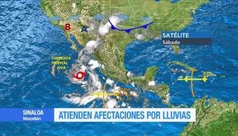 Sinaloa, medidas, preventivas, tormenta