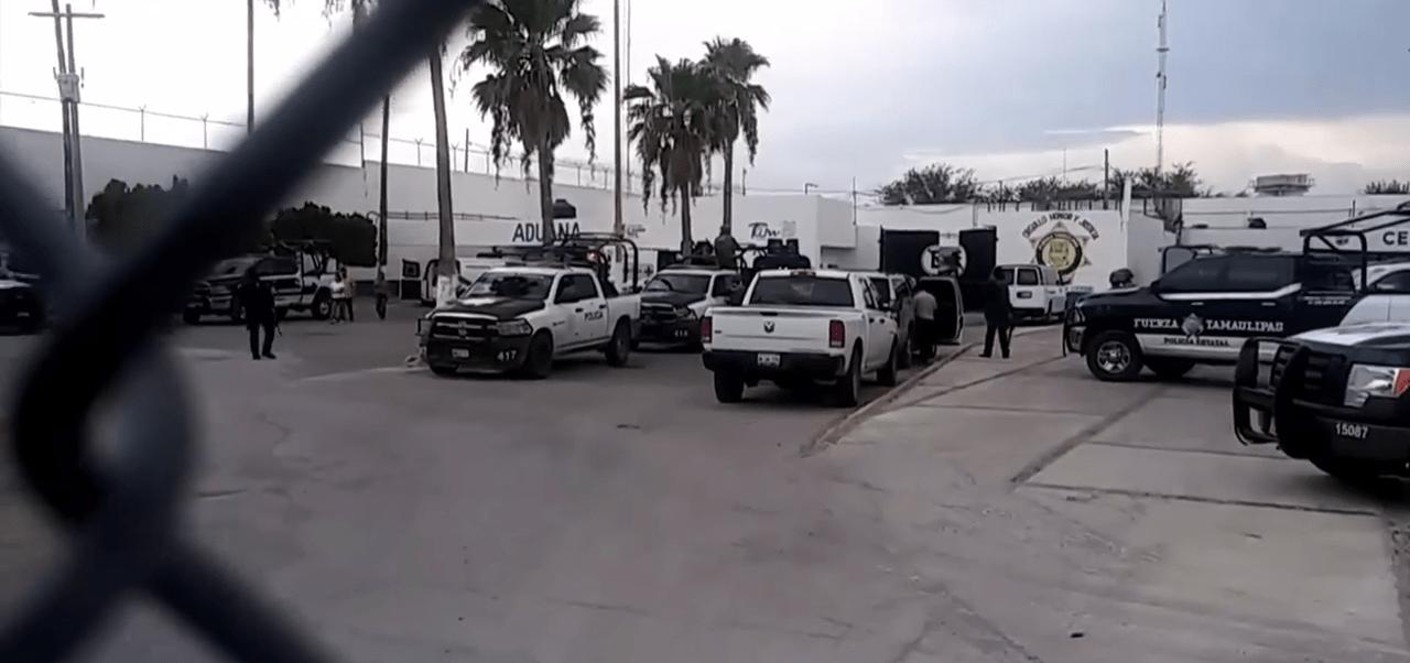 Tamaulipas aumenta la seguridad en el penal de Reynosa