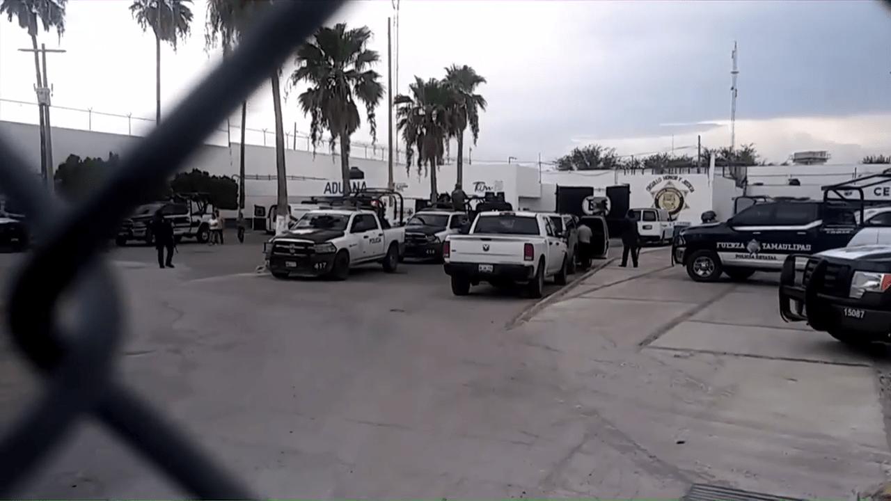 Riña en penal de Reynosa, Tamaulipas, deja un interno muerto