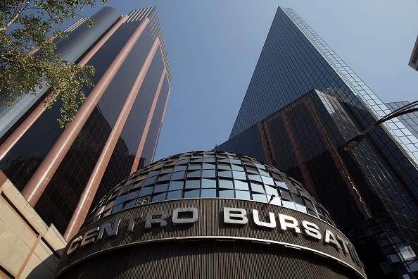 La bolsa mexicana termina con su racha de ganancias
