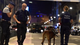 Belgica investiga como ataque terrorista agresion militares Bruselas