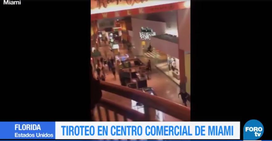 Se registra un tiroteo en el Dolphin Mall de Miami, Florida