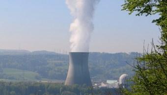 Torre de refrigeración de central nuclear