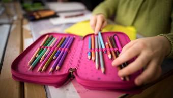 lista de útiles escolares autorizados por la SEP