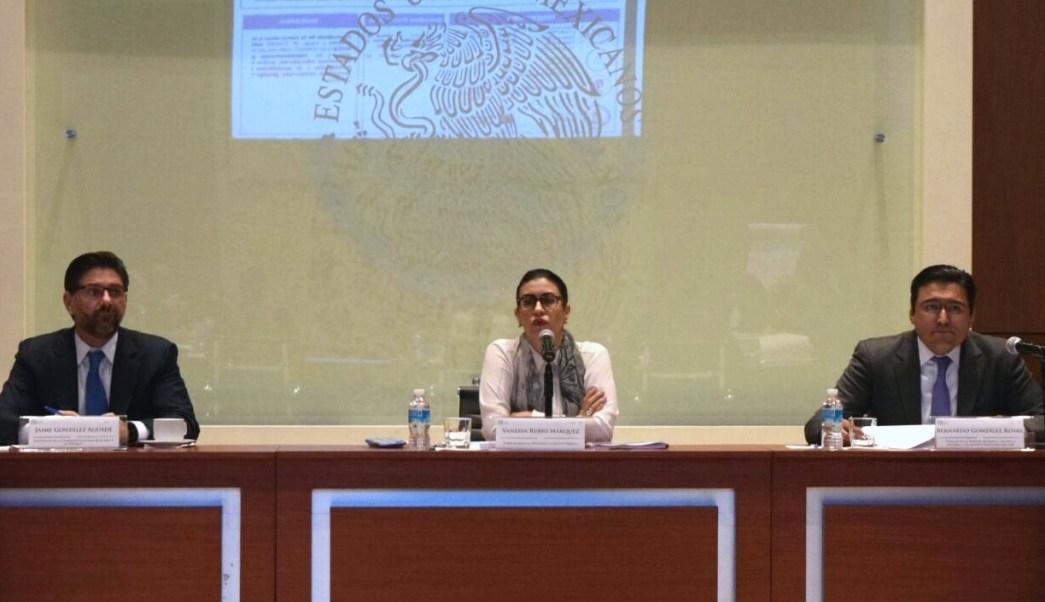 Vanessa Rubio preside Comité Educación Financiera