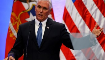Pence pide a países de Latinoamérica romper lazos Corea del Norte