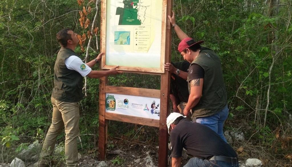 autoridades regularan acciones preservar el volcan murcielagos calakmul