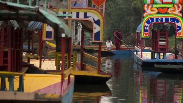agua canales xochimilco material fecal uam