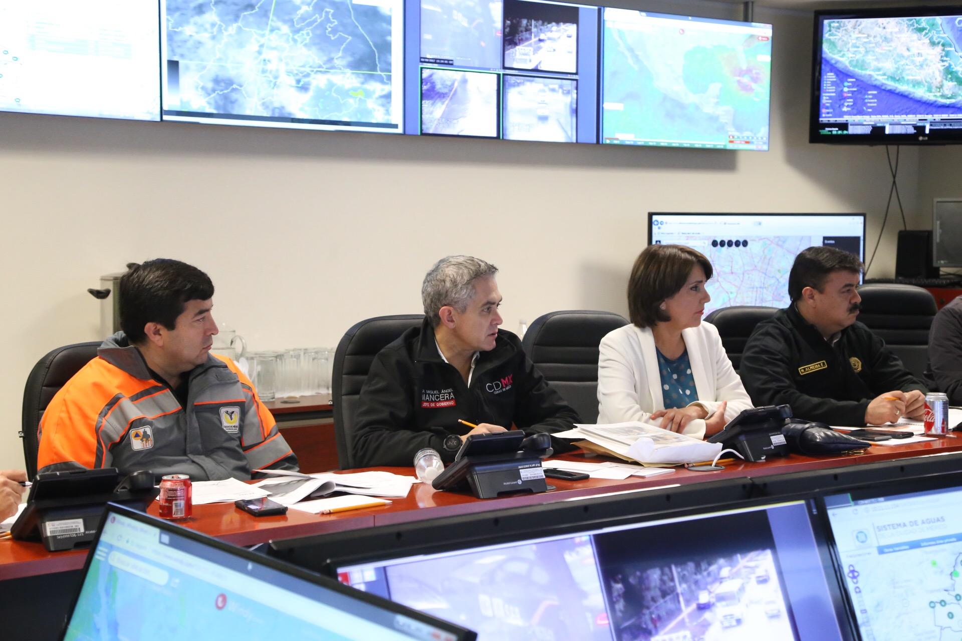 Saldo blanco en la CDMX tras sismo con epicentro en Chiapas