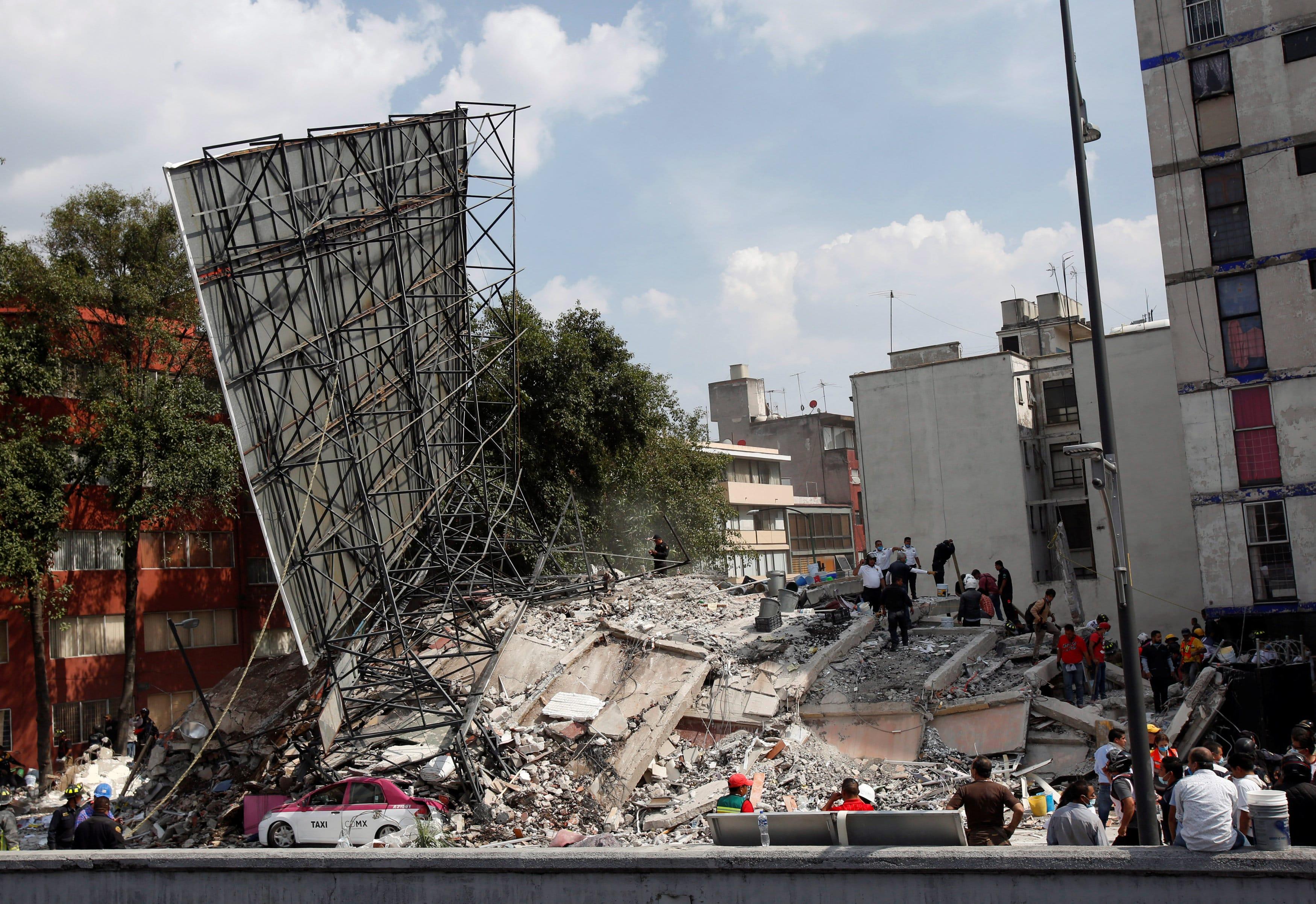 Infórmate como participar en brigadas de ayuda tras sismo en CDMX