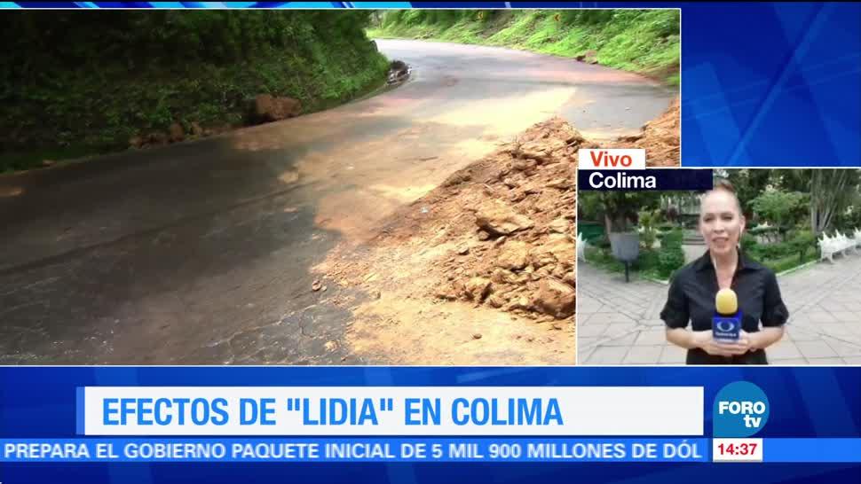Autoridades monitorean ríos Colima efectos Lidia