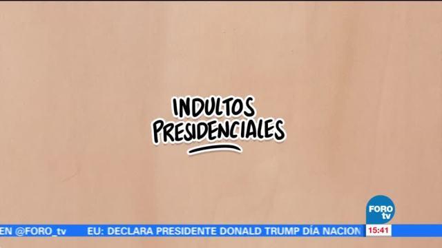 El ABC de los indultos presidenciales