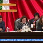 Inicia sesión Congreso misma Mesa Directiva