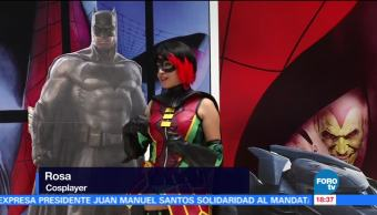 El mundo de los Cosplayers comics