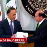 Quinto Informe de Gobierno entrega de bajo perfil