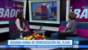 Segunda Ronda Renegociacion Tlcan Profesora Investigadora Cide Luz María De La Mora