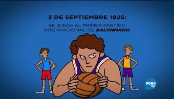Anecdotario Secreto: Historia del juego de balonmano