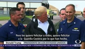 Trump Día Nacional Oración Harvey