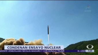 Corea Norte Realiza Prueba nuclear