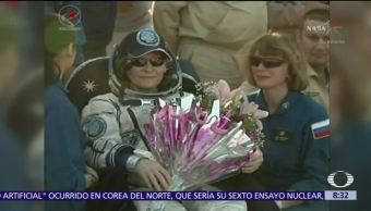 Astronauta Peggy Whitson Rompe Récord