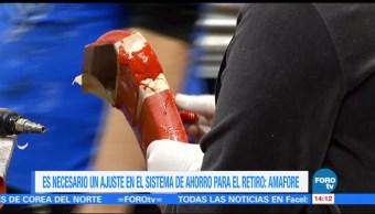 Necesario Sistema Pensiones Trabajadores Mexico Carlos Noriega