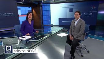 Las noticias, con Karla Iberia: Programa del 4 de septiembre 2017